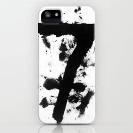 Seven's Filth iPhone Case
