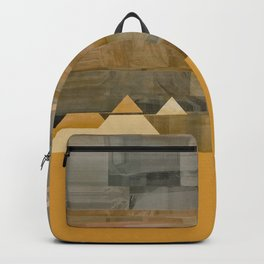 """Abstract """"Beach"""" Backpack"""