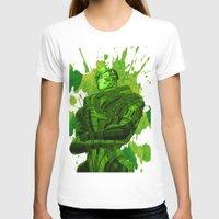 garrus T-shirts featuring GARRUS - MASS EFFECT by MarcoMellark