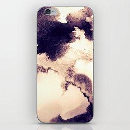 Coffee Cloudscape iPhone Skin