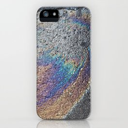 sidewalk rainbow 2 iPhone Case