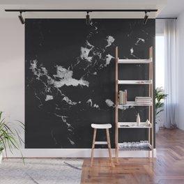 Black Marble #1 #decor #art #society6 Wall Mural