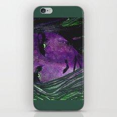 green eyes iPhone & iPod Skin