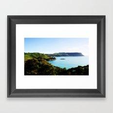 North Coast - Tasmania Framed Art Print