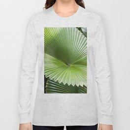 Fan Palms Long Sleeve T-shirt