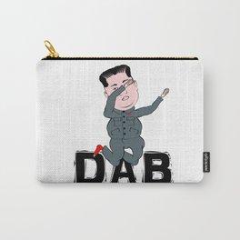 Kim Jong Un Dabbing Carry-All Pouch