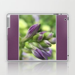 Hosta Blooms Laptop & iPad Skin