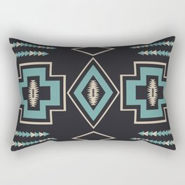 game night – north star palette Rectangular Pillow