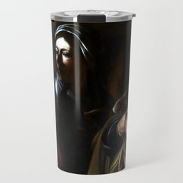 Caravaggio The Denial of Saint Peter Travel Mug