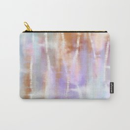 Beach pastel colors Carry-All Pouch