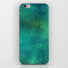 FluO scales iPhone & iPod Skin