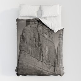 Courthouse Rock Comforters