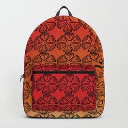 Doodle flowers Backpack