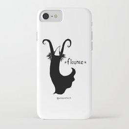 Flounce iPhone Case