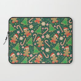 Gingerbread Men Laptop Sleeve