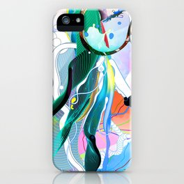 intoxicate iPhone Case
