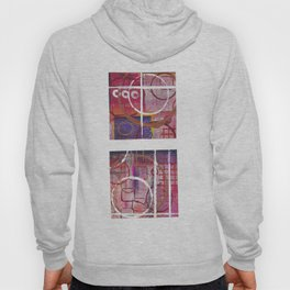Lines, Circles And Squares, OH MY! 2 Hoody
