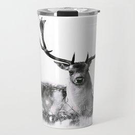 Majestic Stag Travel Mug