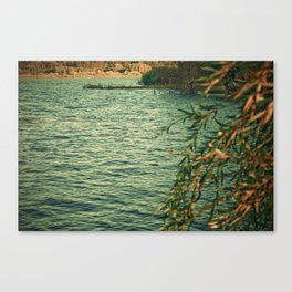 NATURAL PURITY Canvas Print