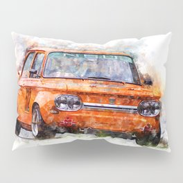 NSU TT Pillow Sham