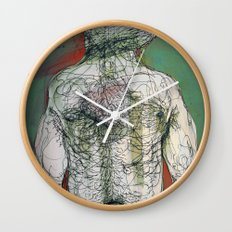To be silent Wall Clock