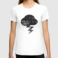 misfits T-shirts featuring Cloud and Storm by Nxolab
