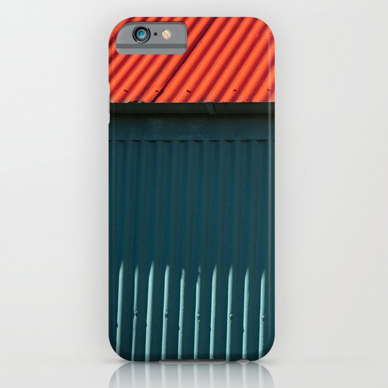 Hot Tin Roof iPhone & iPod Case