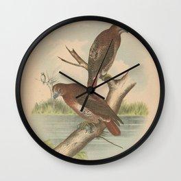 0484 La lecon de danse (2) Wall Clock