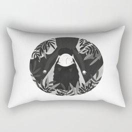 Batgirl, Batgirl! Rectangular Pillow