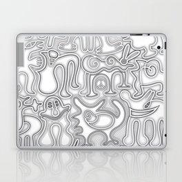 Relief of Unrest Laptop & iPad Skin