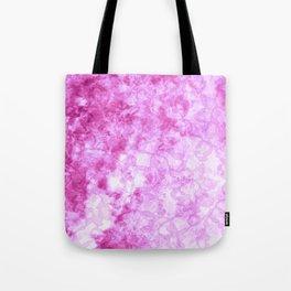 Hot Pink  - JUSTART © Tote Bag