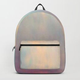 Early Evening-Summer Sky Backpack