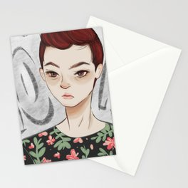 Goner. by Ane Teruel Stationery Cards
