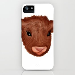 Fluffy Friend iPhone Case