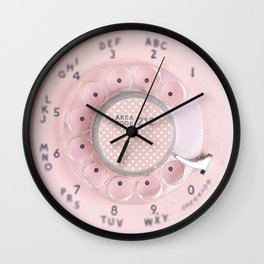 212 Manhattan  Wall Clock