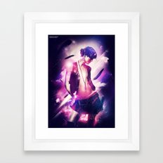 Cosmica Framed Art Print