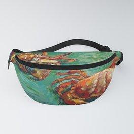 Vincent Van Gogh - Two Crabs Fanny Pack