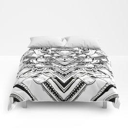 Self Depthrication Comforters