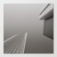 metallic Canvas Prints featuring Metallic by Daniel Hachmann