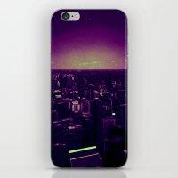 toronto iPhone & iPod Skins featuring Toronto! by Sami Kelsh