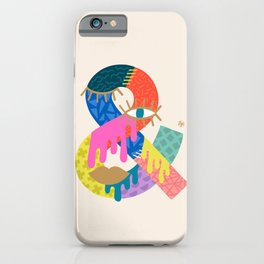 Another Ampersand iPhone Case