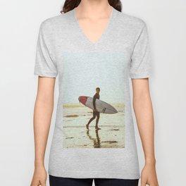 Beach Bum Unisex V-Neck