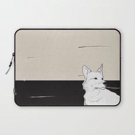 Lost Dog Laptop Sleeve