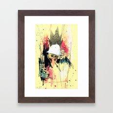 Pure Gonzo Framed Art Print