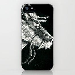 Kirin Dragon iPhone Case
