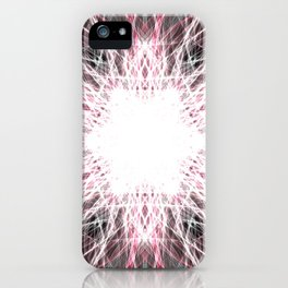 The Color of Incandescence  iPhone Case