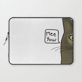 Mee Yow Laptop Sleeve