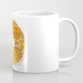 Gemini in Petrykivka style (with signature) Coffee Mug