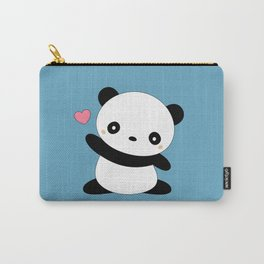Kawaii Cute Panda Bear Carry-All Pouch