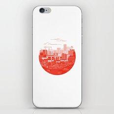 Rebuild Japan iPhone & iPod Skin